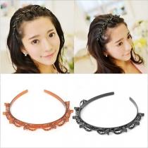 Moderne Haarband met Meerdere Lagen voor Vrouwen