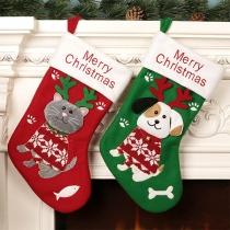 Leuke Kerstsokken met Cartoonmotief