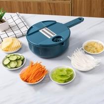 12 in 1 Multifunctionele Groentesnijder Keukengereedschap