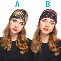 Haarband in Boheemse Stijl met Chic Patroon