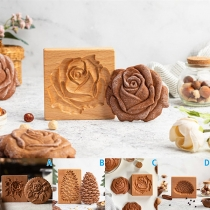 Creatieve Houten Bakvorm en Koekjesvormer