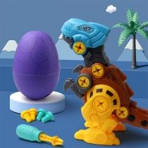 DIY Demontage Montage Dinosauruseieren Speelgoedset voor Kinderen