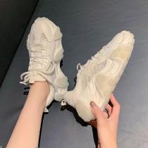 Onhandige sneaker casual sneakers dikke zolen dikke zolen sneakers