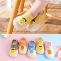 Peuterschoenen, babyschoenen, comfortabele binnenschoenen met zachte zolen