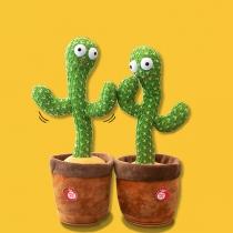 120 Liedjes Dansend Cactusspeelgoed Zingend Cactusspeelgoed Educatief Speelgoed Huisdecoratie of Kinderspeelgoed