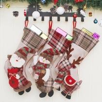 Leuke Kersthanger Kerstsokken Decoraties 3 Stuks / Set
