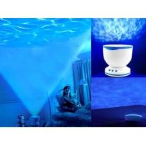 Ocean Golven Licht Projector Luidspreker