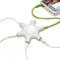 Multi-Headphone Splitter